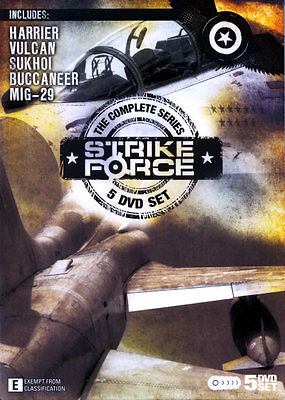 Strike Force: The Complete Series  - DVD - NEW Region Free
