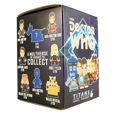 Doctor Who Titans Tenth Doctor Gallifrey Blind Box Vinyl Figure NEW Toy Dr Who