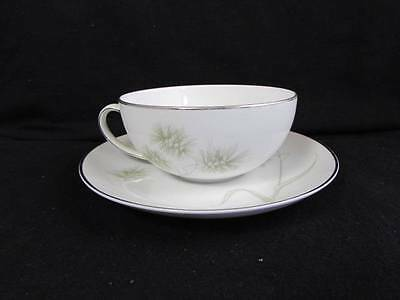 Vita Crafts Fine China from Bavaria Germany GREENBRIAR Coffee Cup and Saucer Set