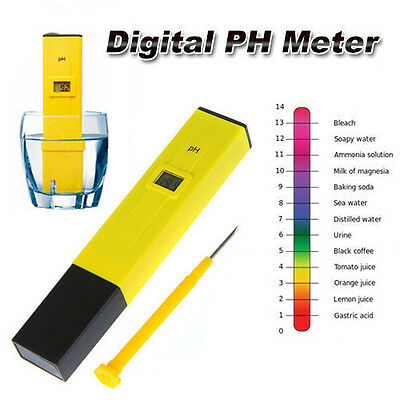 Hot! Stylo testeur digital advancé PH METRE pour Aquarium eau de la piscine