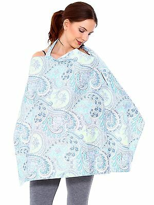 Baby Infant Breastfeeding Nursing Cover Cotton Blanket 6 Choices