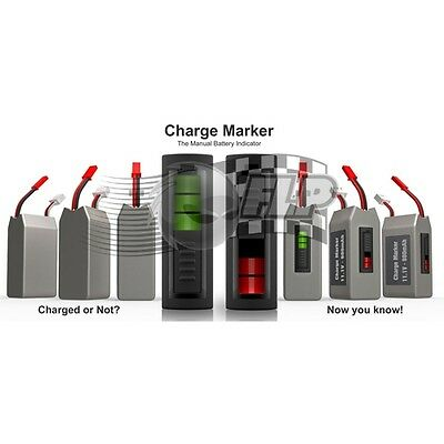 Charge Marker - At a glance charge indicator (4 Pcs) C-MARKER