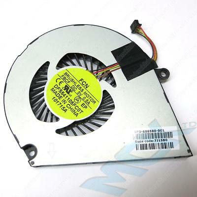 New HP ENVY4 ENVY6 ENVY4-1007TX 1008TX CPU Cooling Fan SPS-686580-001