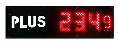 LED Gas Price Sign - Made in USA - Product Sign - $250 (pic enclosed)