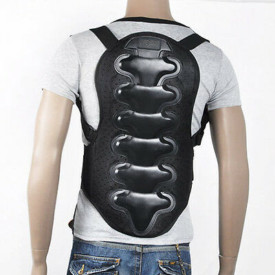 GEE New Motorcycle Motocross Race Skiing Armor Back Spine Protector Guard Pad
