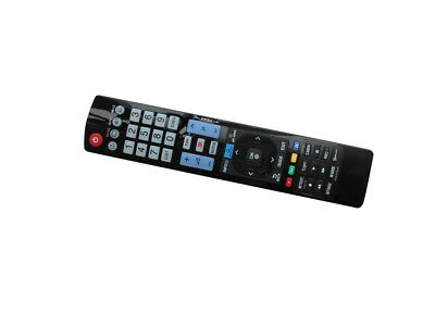 Replacement Remote Control For LG 50LB6500-TH LCD LED HDTV Smart 3D TV