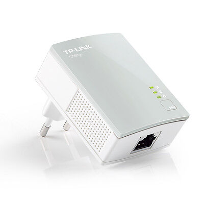 TP-Link TL-PA4010 AV500 Powerline Single Adapter Network 500Mbps LAN IPTV BULK