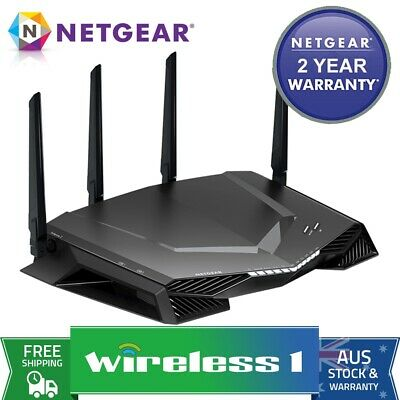 Netgear XR500 Nighthawk Pro AC2600 Gaming Router Dual-Band Quad Stream