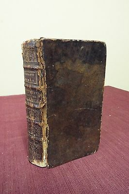 1722 French New Testament - Samuel Rutan Family History