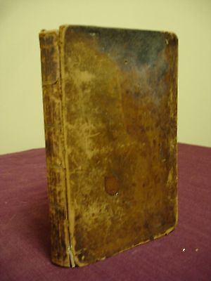 1826 French New Testament - American Bible Society