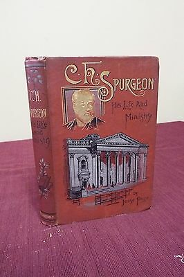 C.H. Spurgeon - His Life and Ministry by Jesse Page