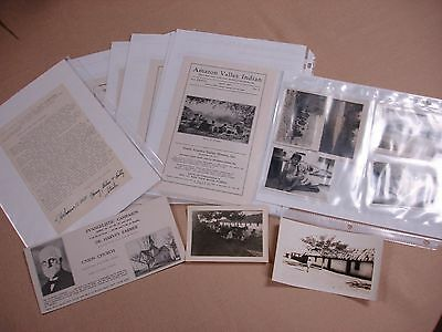Henry Strube & Evelyn G. Moulton (Collection) - Ephemera Collection