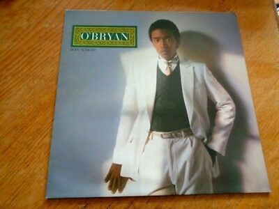 O'Bryan – Doin' Alright lp ( France issue )