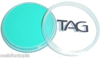 TAG Body Art 32g Pot Regular Teal Professional Face and Body Paint - Make up
