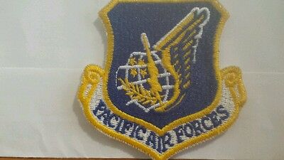 USAF Pacific Air Forces Color  Patch