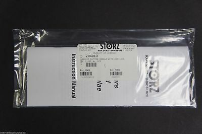 Karl Storz 204013 Angled Suction Cannula With Luer Lock Diameter 1.3mm