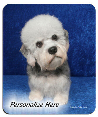 Dandie  Dinmont  ( 2 )   Personalized  MousePad