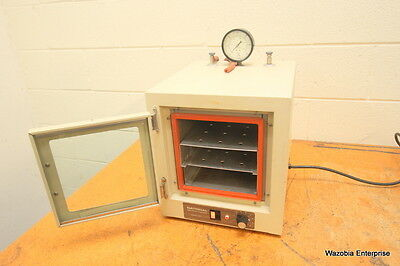 National Appliance Napco Vacuum Oven Model 5831-8