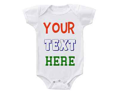 CUSTOM PERSONALIZED Gerber Onesies - Baby Shower Funny Infant T-SHIRT shirt