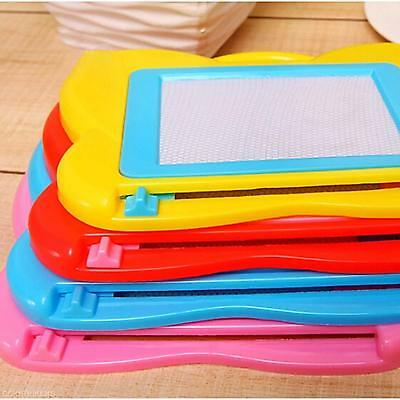 Mini Kid Child Magic Scrawl Drawing Writting Magnetic Flat Tablet Sketchy Board