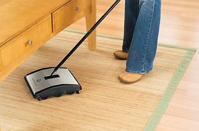 NEW Natural Sweep Hand Sweeper Hard Floor Carpet Restaurant Clean Vacuum Easy