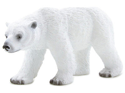 Mojo Fun 387019 Adult Polar Bear - Realistic Toy Wild Animal Toy Replica - NIP