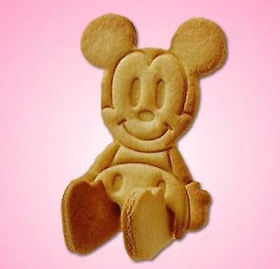 Mickey Mouse 3D Sitting Cookie Cutter Biscuit Maker Cake Decoration Fondant Mold