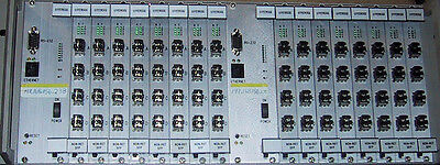 Systran Corp LinkExchange LX2500 crossbar switch w/64 SFP ports, APCON, Reduced!
