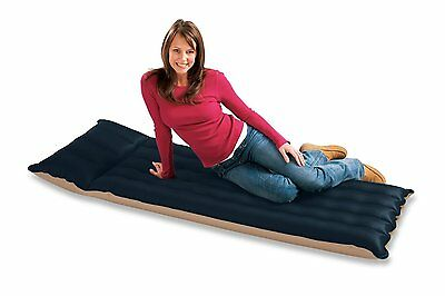 matelas gonflable intex 1 place camping piscine lit d 39 appoint airbed plage. Black Bedroom Furniture Sets. Home Design Ideas