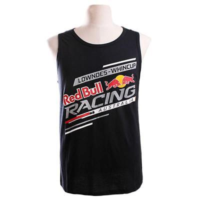 Red Bull Racing Australia Mens Singlet Navy Size S-3XL