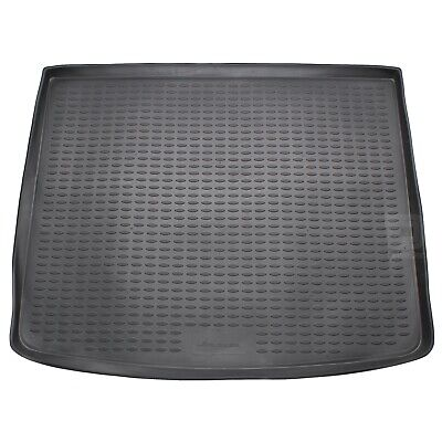 VW Touareg 02-10 Boot Liner Rubber Tray Tailored Floor Mat Protector Fitted Grip