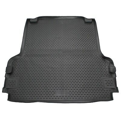 Volkswagen Amarok Double Cab 10-17 Rubber Boot Liner Fitted Black Mat Protector