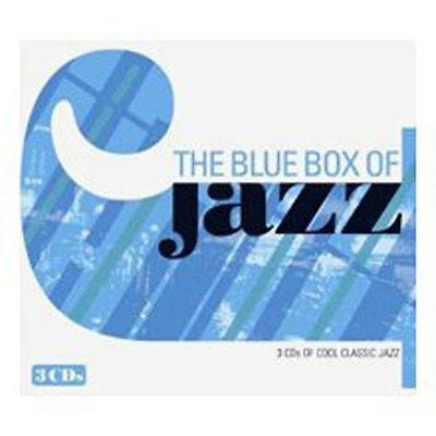 Various Artists - The Blue Box Of Jazz NEW 3 x CD