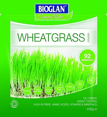 Bioglan Wheatgrass Superfoods