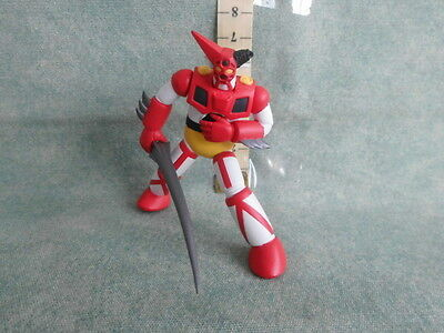 Getter Robo Toy Robot Vintage Gashapon