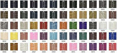 Miyuki Delica® Colour - (1 - 75) Size 11 - Vial with approx 7 to 7.5 grams