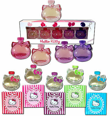 Hello Kitty Sweet N Collection Eau de Toilette 10x 5ml Hellokitty Parfüm Parfum