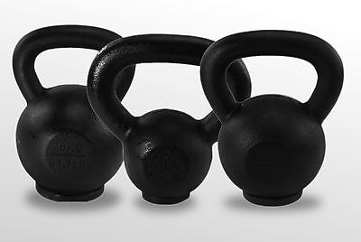 Kettlebells Body Fitness Workout 4-32kg Strength Tone Weights Exercise