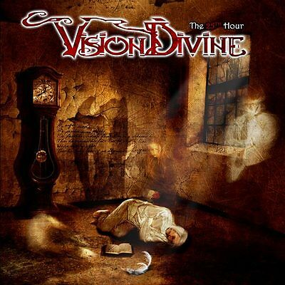 VISION DIVINE - The 25th Hour - CD