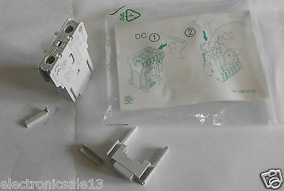 Ge Auxiliary Contacts Block, Macl101At