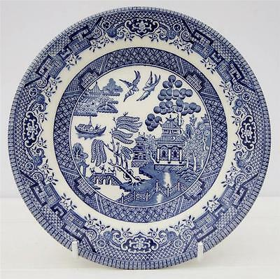 Willow Pattern Blue Amp White Transfer Ware Pottery
