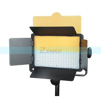Godox 500 LED Studio Video Continuous Light For Camera Camcorder White Version