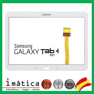 Pantalla Tactil Samsung Galaxy Tab 4 10.1 T530 T531 T535 Touch Screen Blanca