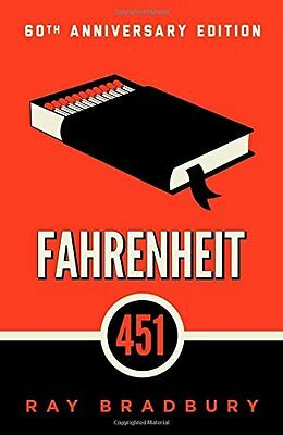 Fahrenheit 451: A Novel by Ray Bradbury, (Paperback), Simon andamp; Schuster , N