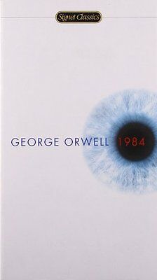 1984 (Signet Classics) by George Orwell, (Mass Market Paperback), Signet Classic