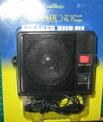 MOONRAKER EXTENSION SPEAKER FOR HAM RADIO CB for yaesu icom kenwood alinco