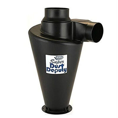 ONEIDA AIR SYSTEMS Super Dust Deputy Molded Cyclone Only