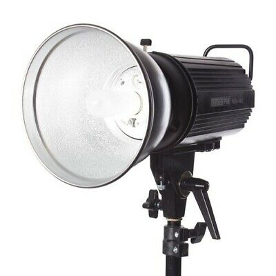 StudioPRO 400Ws SDX-400 Monolight Strobe Flash Lighting Head Modeling Light