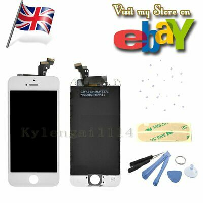 """Replacement For iPhone 6 4.7"""" LCD Touch Display Digitizer Screen Assembly White"""
