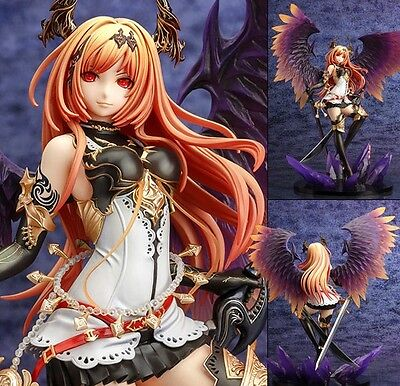 New Anime Kotobukiya Rage Of Bahamut Dark Angel Olivia 1/8 PVC Action Figure Toy
